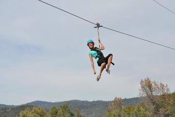 Yosemite Zipline Tour