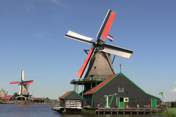 Zaanse Schans Windmills and Volendam Tour from Amsterdam