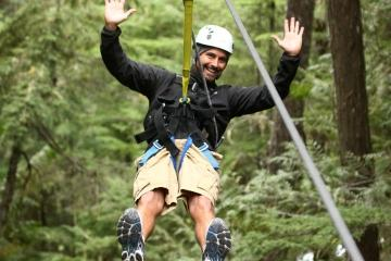 Zipline Adventure in Whistler